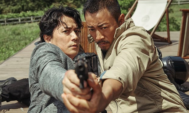 """""""Thiên la địa võng"""" - phim hành động đáng xem từ bậc thầy Ngô Vũ Sâm"""