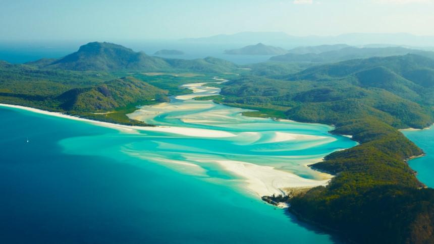 10 bãi biển đẹp nhất hành tinh