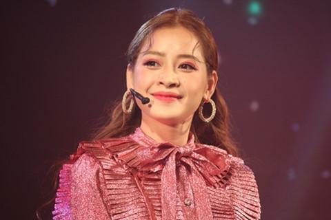 Chi Pu tổ chức họp fan và trình diễn tại Hàn Quốc