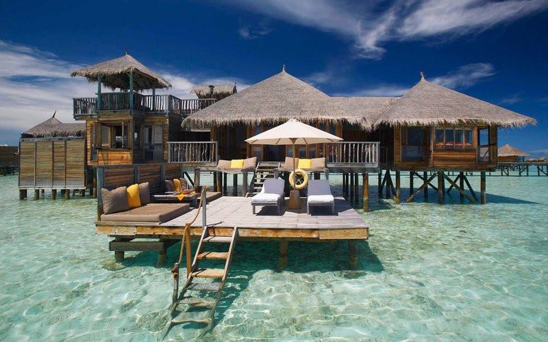 Những khách sạn nổi bồng bềnh độc đáo trên thế giới