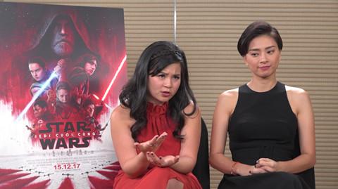 """Ngô Thanh Vân: """"Tôi không hề bị phân biệt đối xử khi đóng Star Wars"""""""