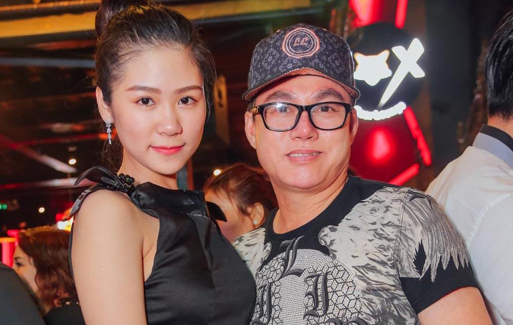 """NTK Tommy Nguyễn đến chúc mừng sinh nhật """"em gái"""" hotgirl"""