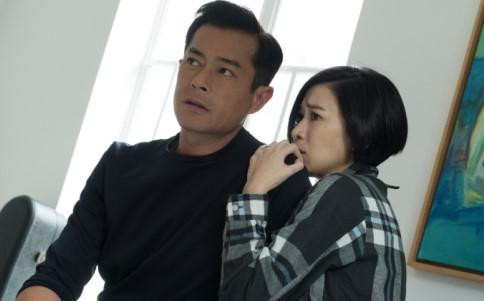 Xa Thi Mạn tái hợp Cổ Thiên Lạc trong phim kinh dị mới