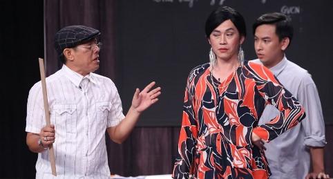 Hoài Linh tuyên bố yêu thầm Trung Dân ở tập 1 Ơn giời