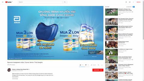 """Nhiều kênh YouTube bị """"cấm"""" quảng cáo, nhãn hàng bị dọa tẩy chay"""
