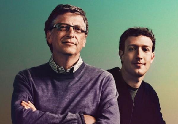 Những điểm tương đồng thú vị giữa hai thiên tài công nghệ Bill Gates và Mark Zuckerberg