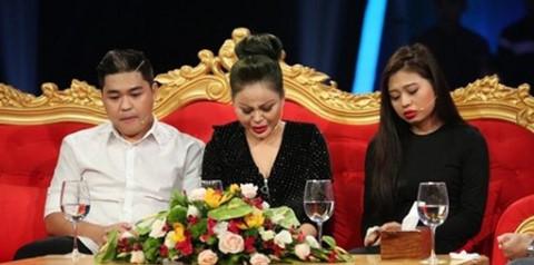 HTV chỉ đạo gỡ talk show Lê Giang tố Duy Phương ở Sau ánh hào quang