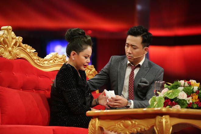 Talk show Lê Giang kể chuyện bị Duy Phương bạo hành đã bị xóa