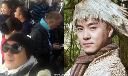 Trương Vệ Kiện thừa nhận không ai nhận ra mình khi đi xe bus