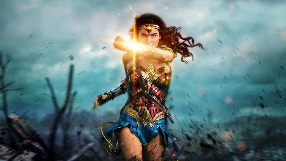 """""""Wonder Woman"""" lọt top 10 phim hay nhất năm 2017 của Viện phim Mỹ"""