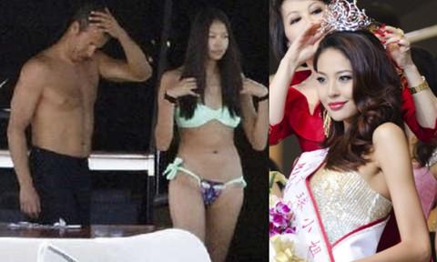 Hoa hậu Trung Quốc bẽ bàng sau khi giật bồ tỷ phú của Naomi Campbell