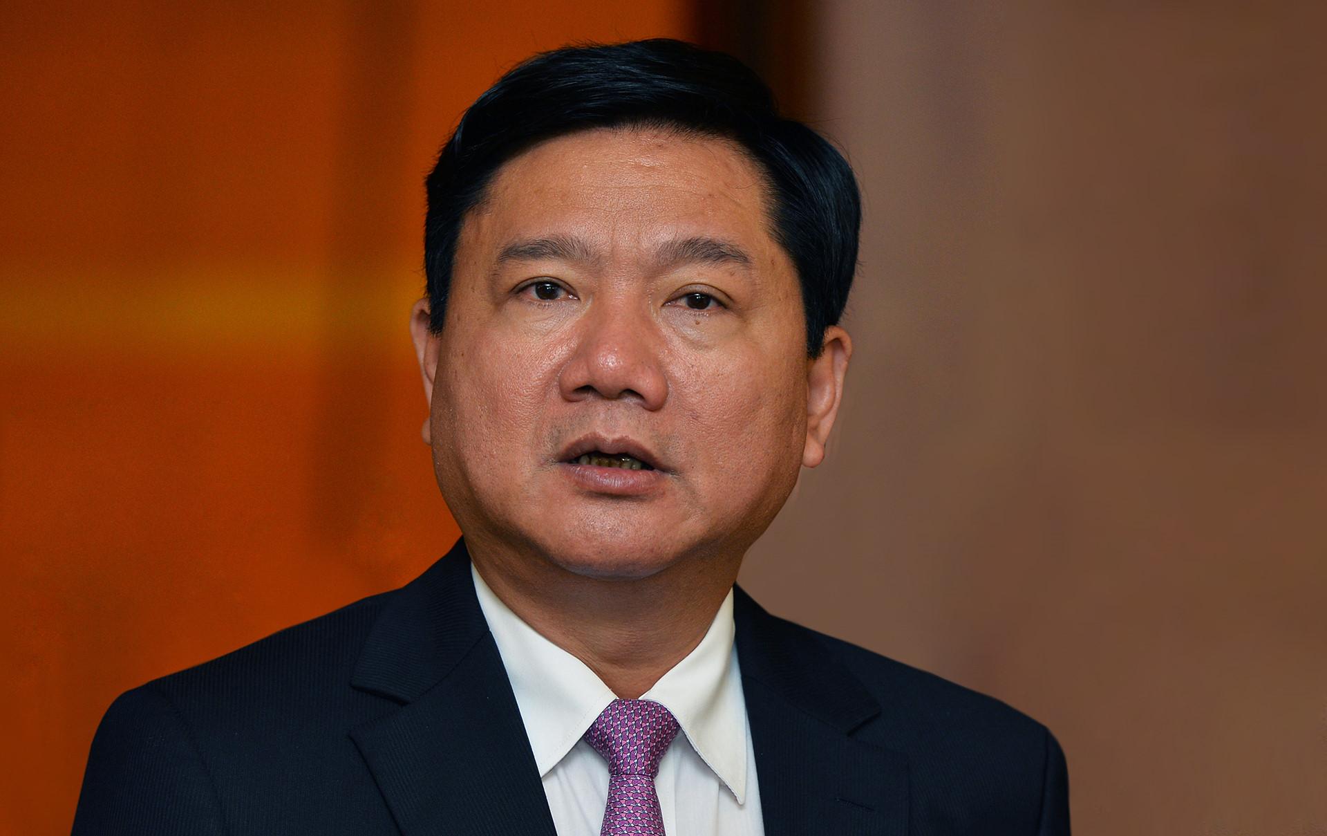 Ông Đinh La Thăng bị tạm đình chỉ nhiệm vụ đại biểu Quốc hội