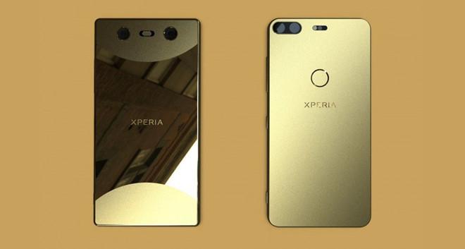 Sony sẽ thực hiện cuộc cách mạng thiết kế smartphone năm sau