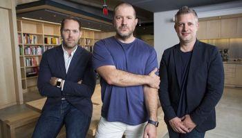 Chiếc iPhone tiếp theo sẽ do chính tay Jony Ive thiết kế