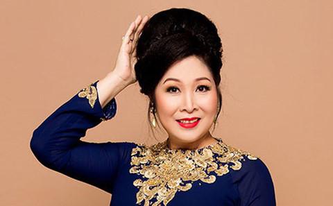 NSND Hồng Vân vào vai bà trùm mê trai trong phim hài Tết 2018