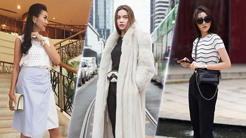 Những mẫu túi xách được sao Việt lăng xê nhiều nhất trong năm 2017