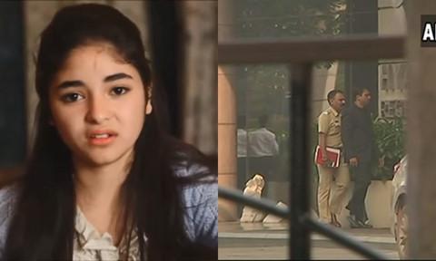 Sao nữ 17 tuổi Ấn Độ livestream khi bị sàm sỡ hơn 2 tiếng trên máy bay