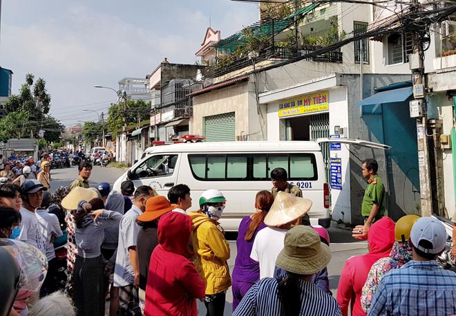 Bàng hoàng khi cả gia đình chết bất thường ở Sài Gòn