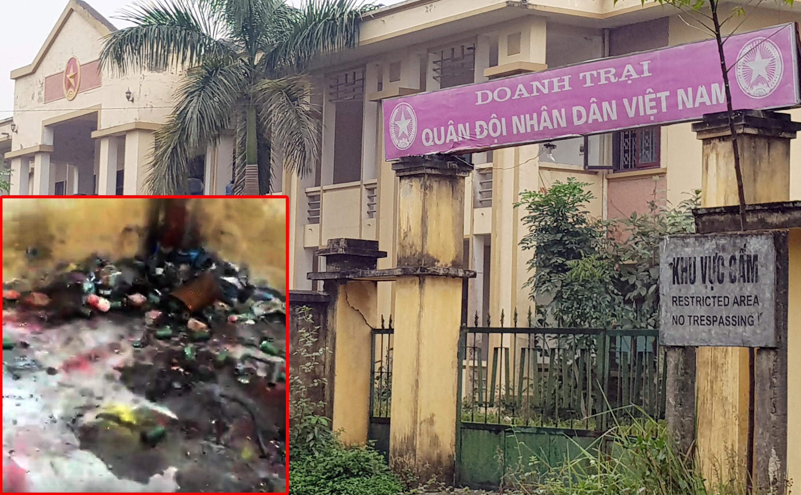 Gần 500 học sinh, giáo viên mầm non ở Hà Nội sơ tán vì... khí lạ