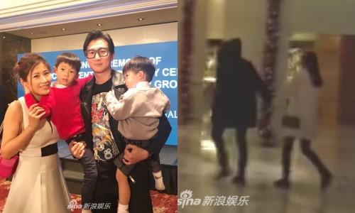 Con trai Hồng Kim Bảo lộ ảnh ngoại tình đi bar và khách sạn với gái lạ