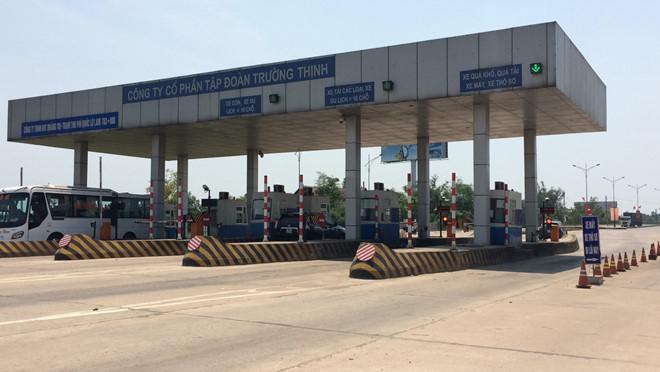 Giảm phí qua trạm BOT Đông Hà - Quảng Trị từ tháng 1/2018
