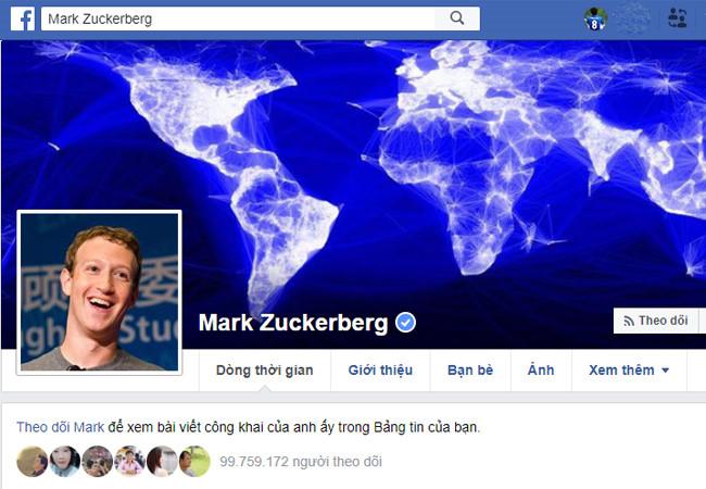 Sau 13 năm, bạn đã có thể block Mark Zuckerberg trên Facebook