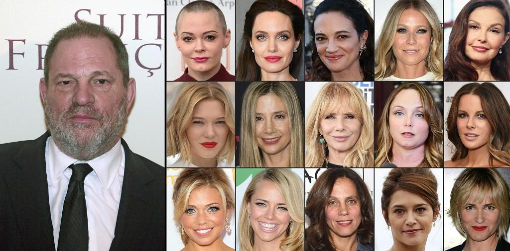 Làng giải trí Hollywood 2017: Bê bối tình dục lan rộng