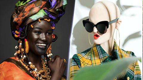 Những người mẫu phá vỡ chuẩn mực cái đẹp của làng mốt thế giới