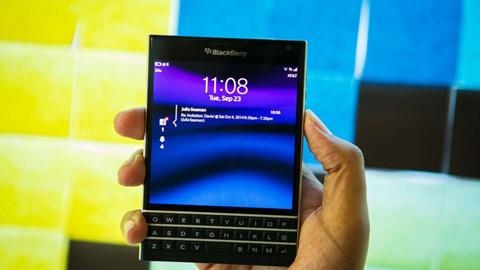 BlackBerry khai tử kho ứng dụng, chuyển toàn bộ sang Android