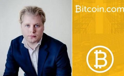 Đồng sáng lập bitcoin.com vừa bán sạch Bitcoin