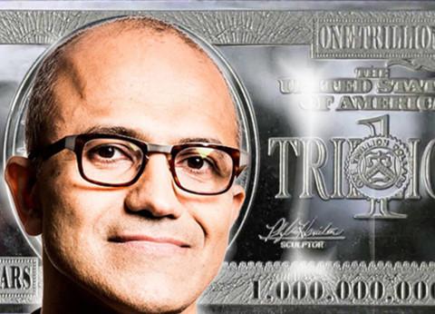 Microsoft có cơ hội đánh bại Apple thành công ty nghìn tỷ USD