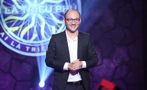 Nhà báo Phan Đăng được chọn dẫn Ai là triệu phú thay Lại Văn Sâm