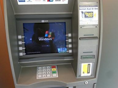Hack máy ATM chỉ bằng cách nhấn Shift 5 lần