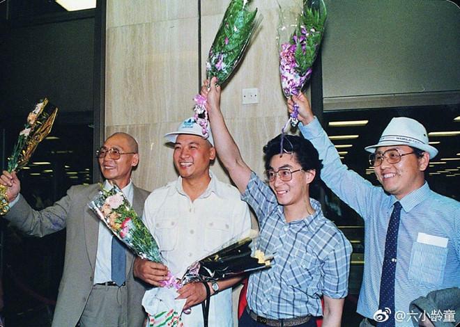 """Lục Tiểu Linh Đồng mừng """"Đường Tăng"""" tròn 65 tuổi"""