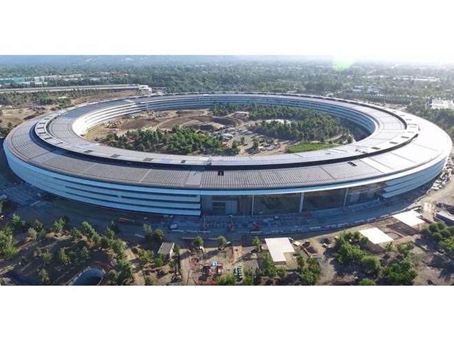 Nhân viên Apple ghen tị vì không được chuyển tới trụ sở mới