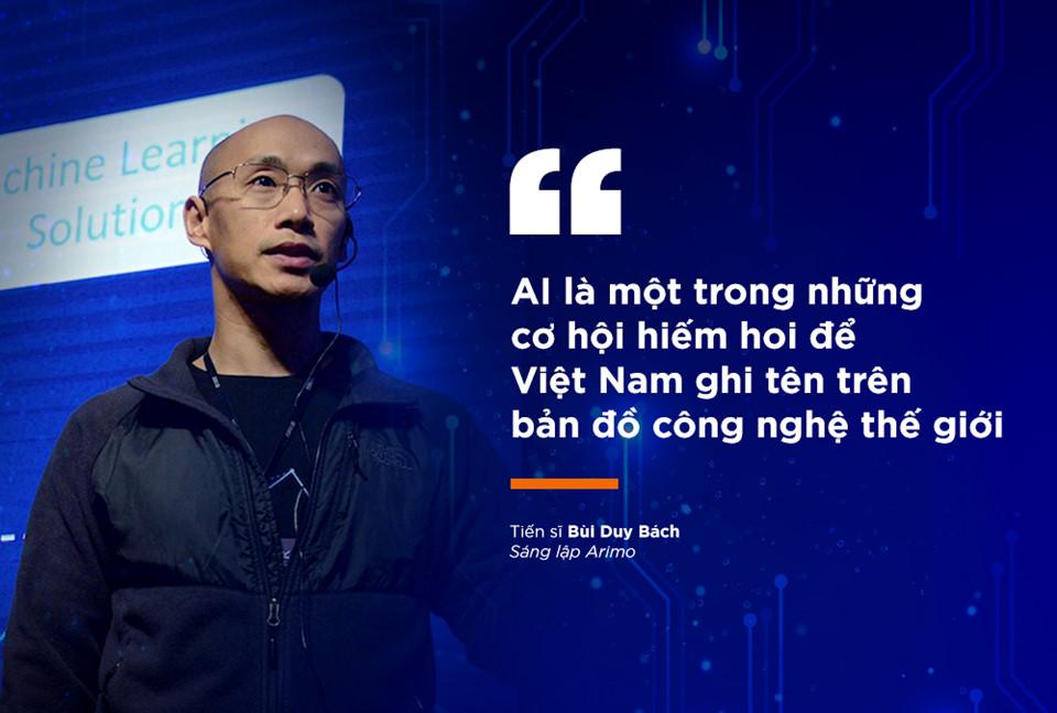 Những phát ngôn đáng chú ý tại sự kiện đầu tiên về AI ở VN