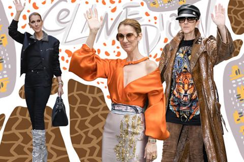 """49 tuổi, Céline Dion mạo hiểm với thời trang và """"lột xác"""" ngoạn mục"""
