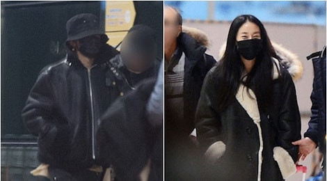 G-Dragon (Big Bang) và bạn gái tin đồn là cặp đôi mới của Kpop
