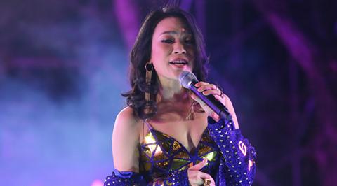 Mỹ Tâm, Sơn Tùng M-TP hát mừng năm mới cùng chục nghìn khán giả