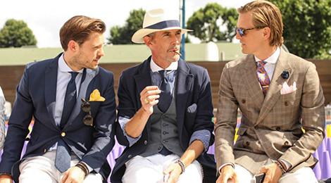 Học được gì từ phong cách thời trang của quý ông châu Âu