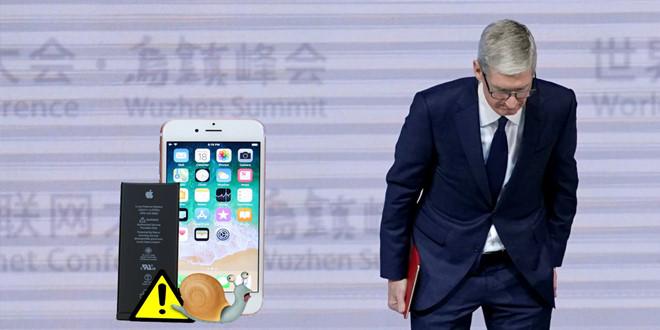 Nhìn từ scandal của Apple: Người dùng chỉ là con rối?