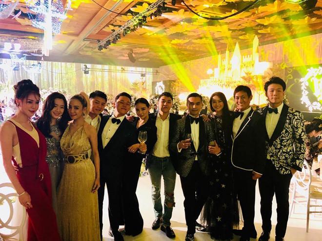 Seung Ri biểu diễn tại đám cưới thiếu gia Tân Hoàng Minh