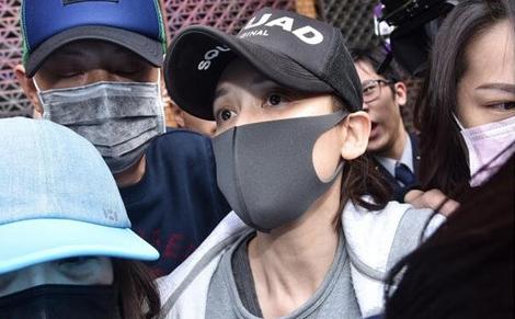 Trần Kiều Ân bị tạm giữ vì lái xe trong tình trạng say rượu
