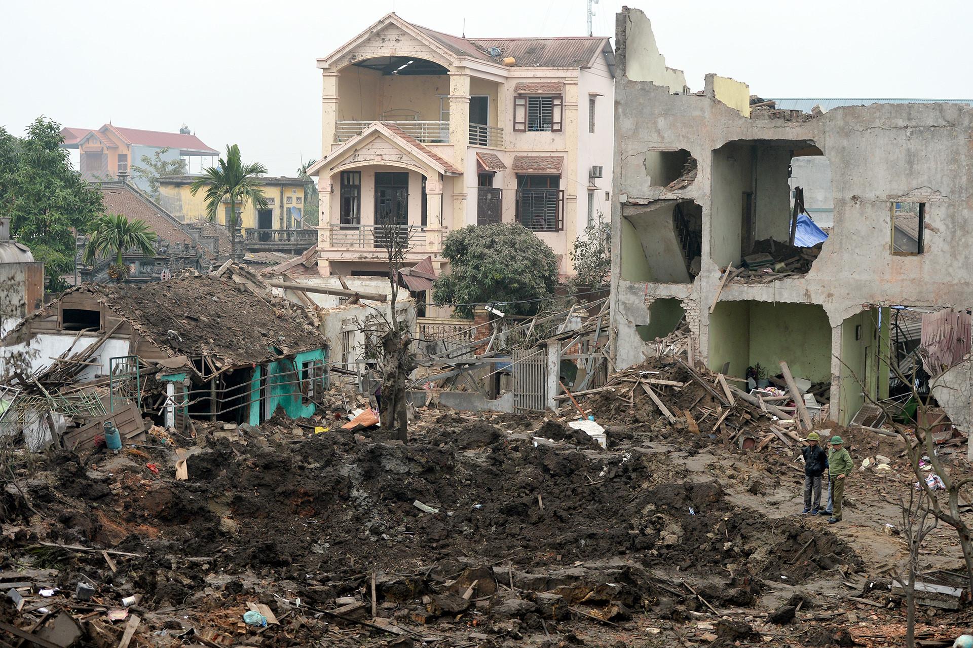 """Vụ nổ ở Bắc Ninh: """"Xưởng ông Tiến từng nổ chết người hơn 10 năm trước"""""""