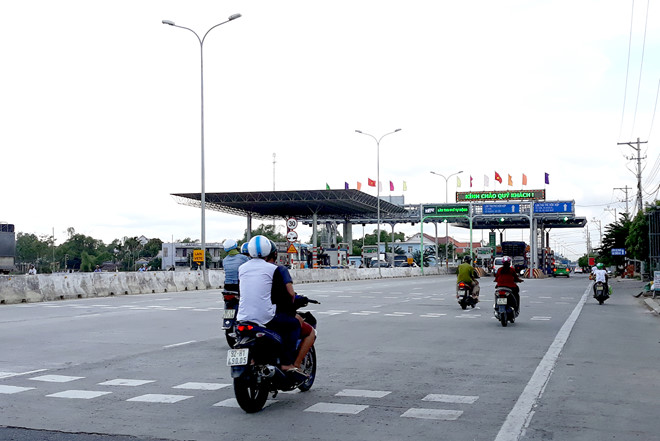 BOT Điện Bàn sẽ miễn, giảm vé cho gần 1.800 lượt xe