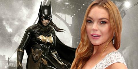 Lindsay Lohan muốn đóng vai Batgirl trong phim mới của DC