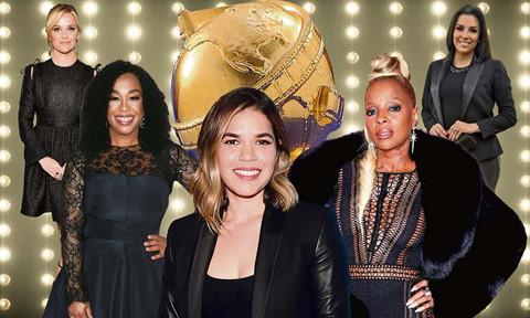 Loạt sao nữ sẽ diện đồ đen ở Quả cầu vàng để phản đối xâm hại tình dục