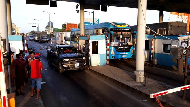 Bình Thuận gửi công văn hoả tốc, đề nghị giảm phí qua 2 trạm BOT