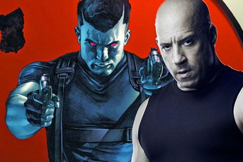 Vin Diesel có thể là ngôi sao đầu tiên của vũ trụ siêu anh hùng mới
