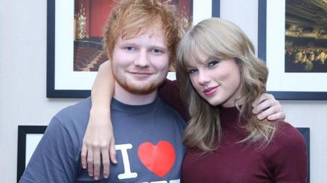 """Ed Sheeran sẽ giúp Taylor Swift vực lại danh tiếng của """"Reputation""""?"""